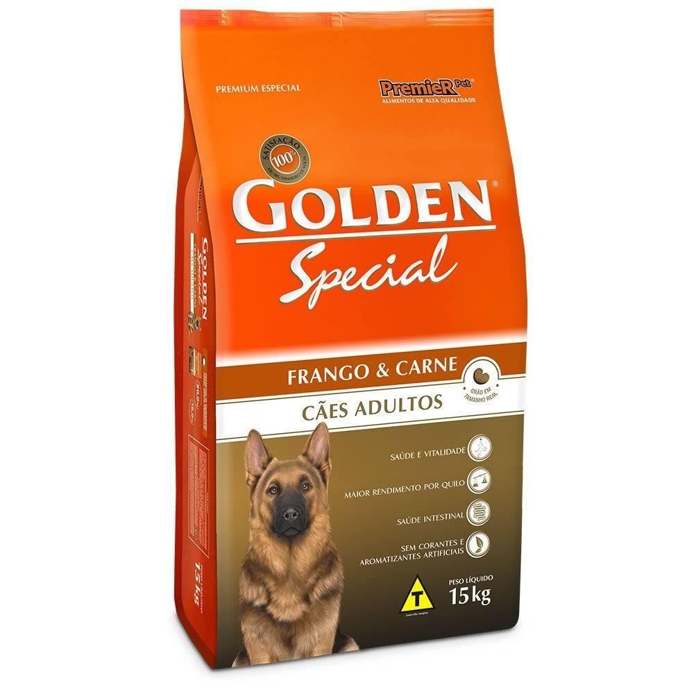 Golden Special Adultos  - Brasília Pet