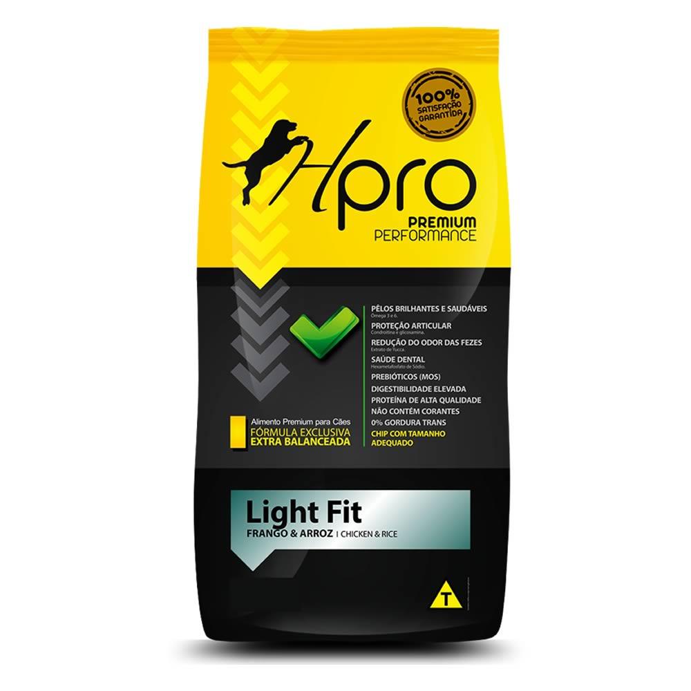 H-Pro Adultos Light Fit Frango  - Brasília Pet