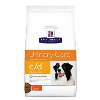 Hills C/D Canine Urinary  - Brasília Pet