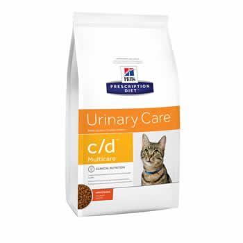 Hills C/D Feline Urinary  - Brasília Pet