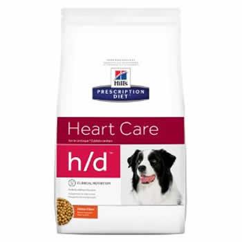Hills H/D Canine Saúde Cardíaca (Não Consta na Tabela)  - Brasília Pet