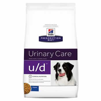 Hills U/D Canine Saúde do Trato Urinário  - Brasília Pet