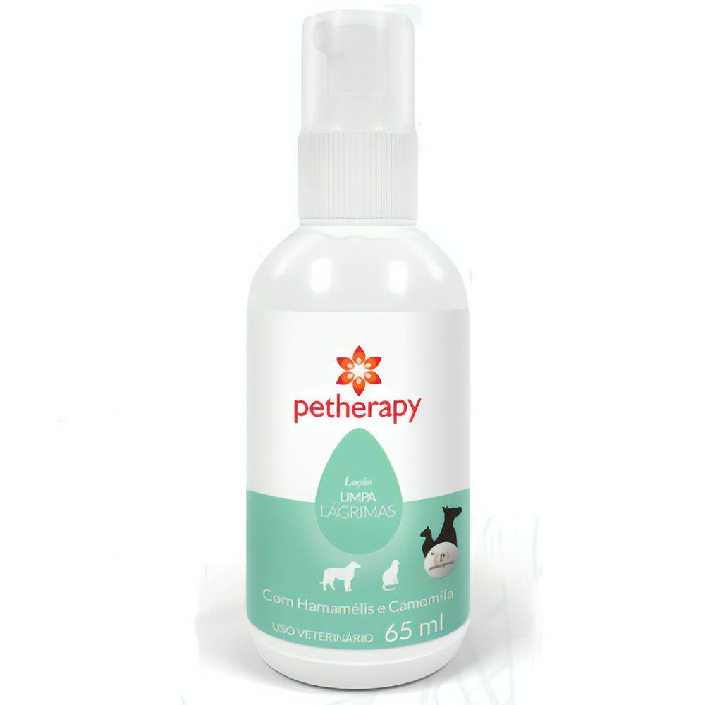 Limpa Lágrimas Petherapy  - Brasília Pet