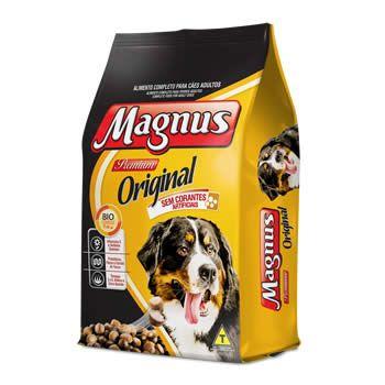 Magnus Original Adultos  - Brasília Pet