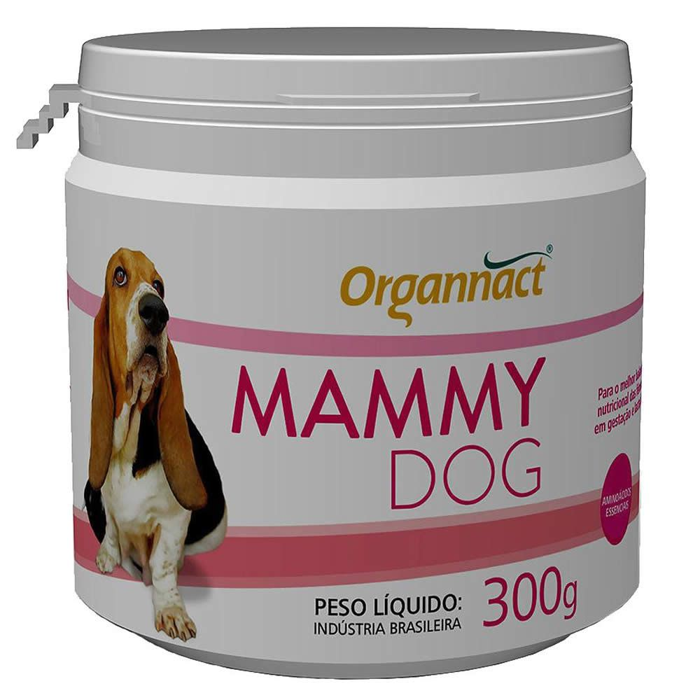 Mammy Dog Organnact 120g  - Brasília Pet