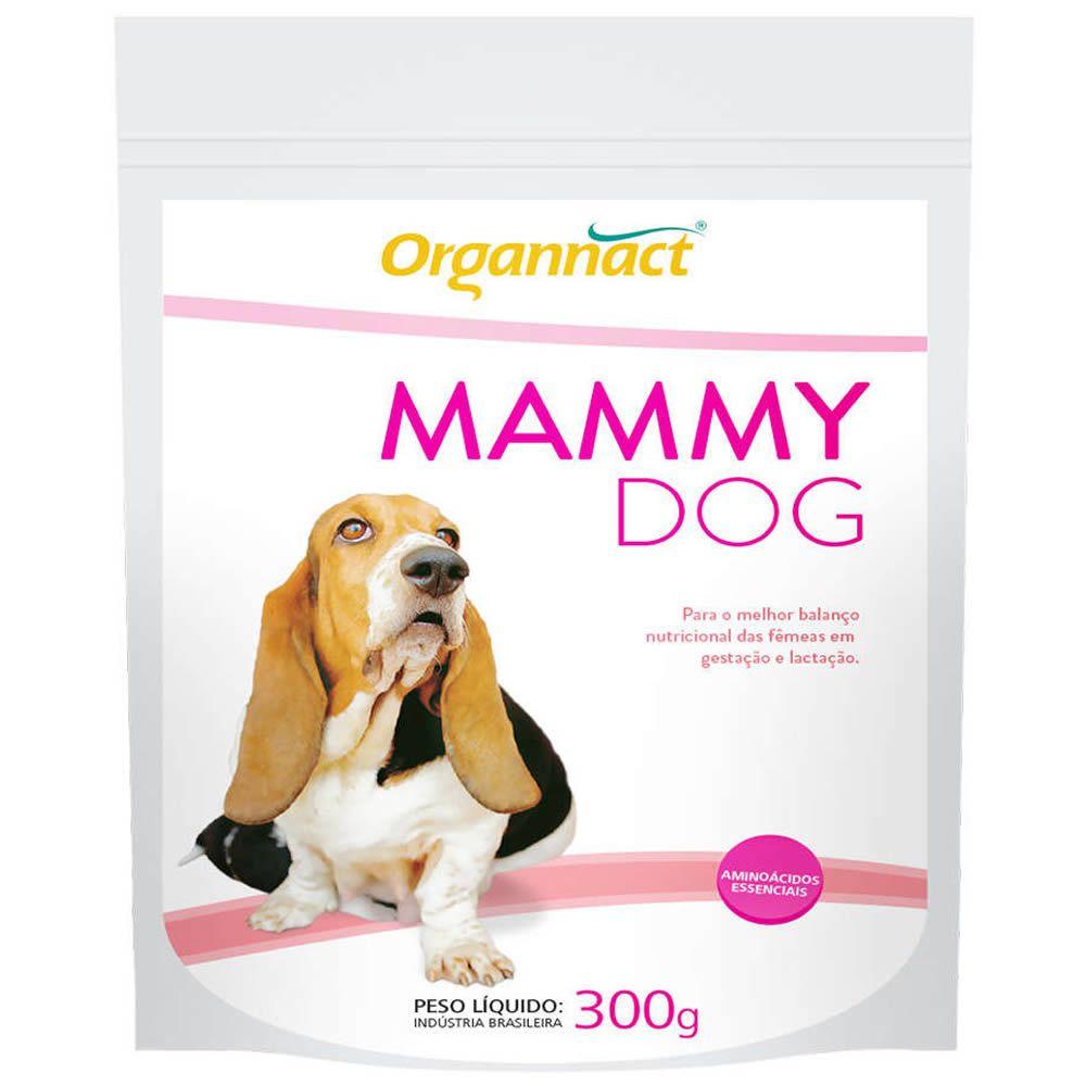 Mammy Dog Tabs 100g  - Brasília Pet