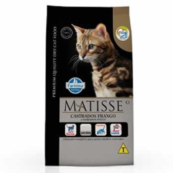 Matisse Castrados Frango  - Brasília Pet