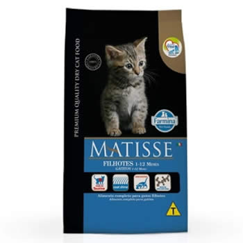 Matisse Filhotes 1-12 Meses  - Brasília Pet