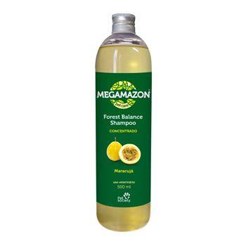 Megamazon Shampoo Forest Balance Maracujá  - Brasília Pet