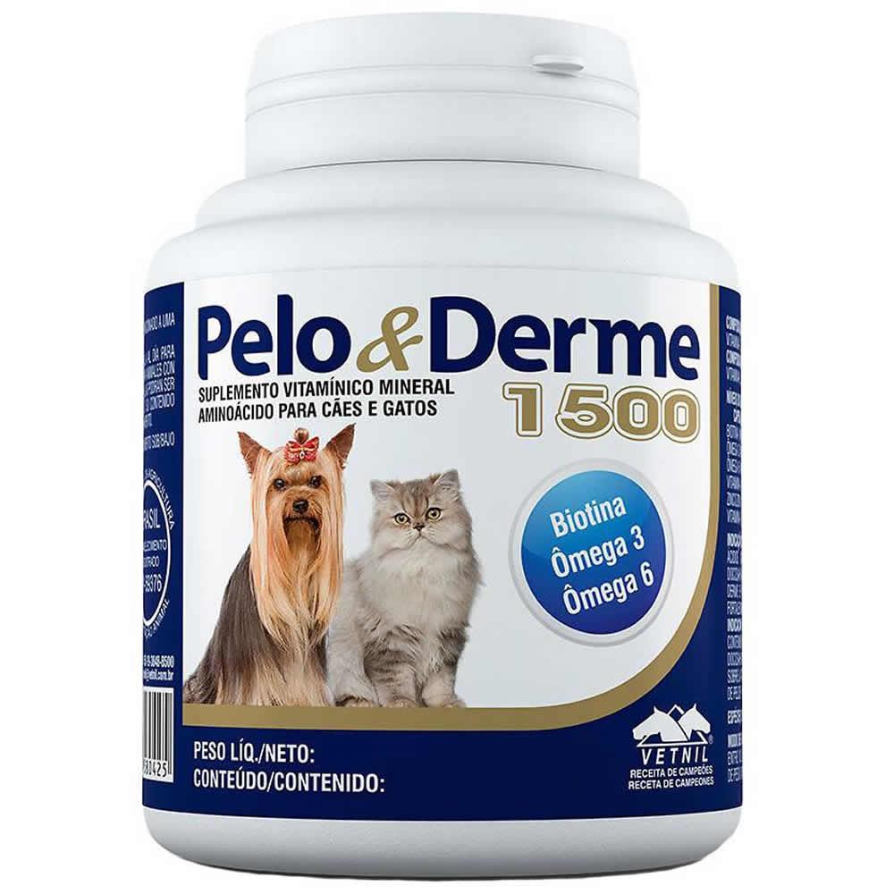 Pelo & Derme 1500  - Brasília Pet