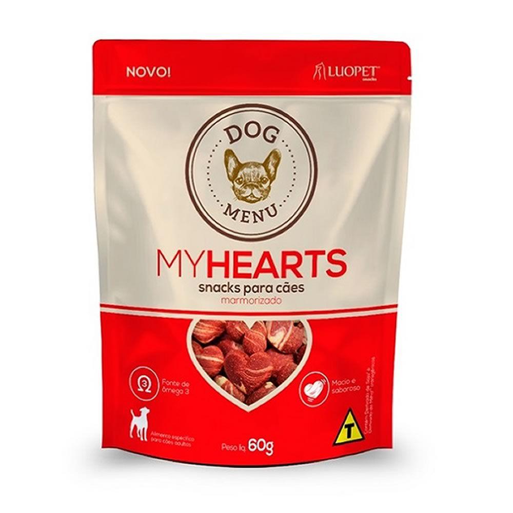 Petisco Dog Menu My Heart