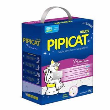 Pipicat Premium 5Kg  - Brasília Pet