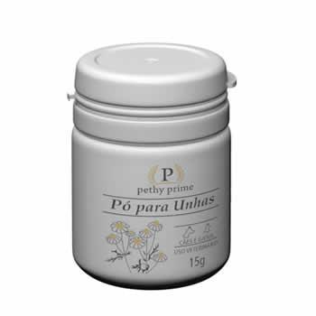 Pó Para Unhas Pethy Prime 15g  - Brasília Pet