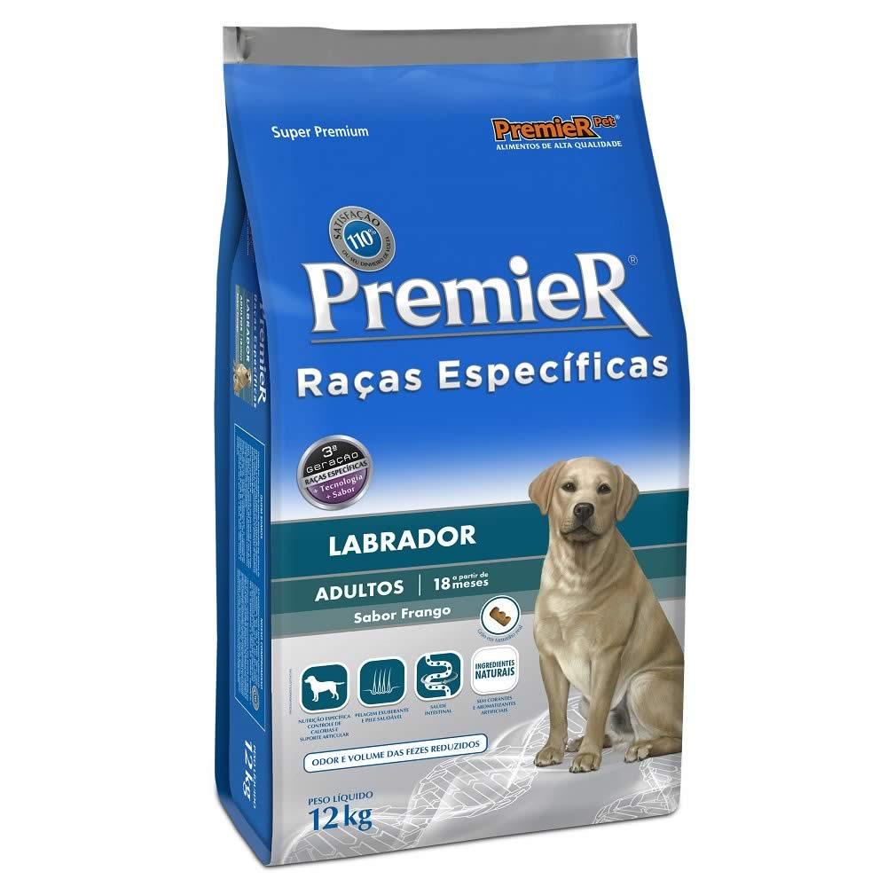 PremieR Labrador Adultos  - Brasília Pet