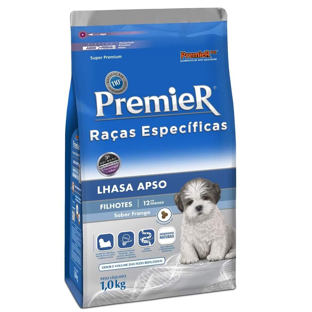 PremieR Lhasa Apso Filhotes  - Brasília Pet