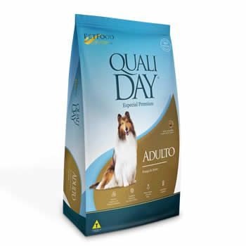 QualiDay Adulto Frango  - Brasília Pet
