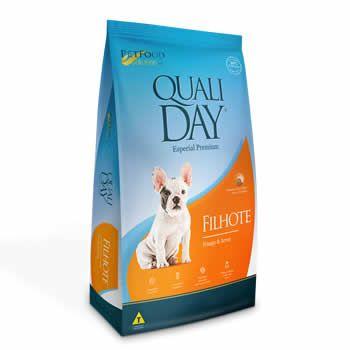 QualiDay Filhote Frango  - Brasília Pet