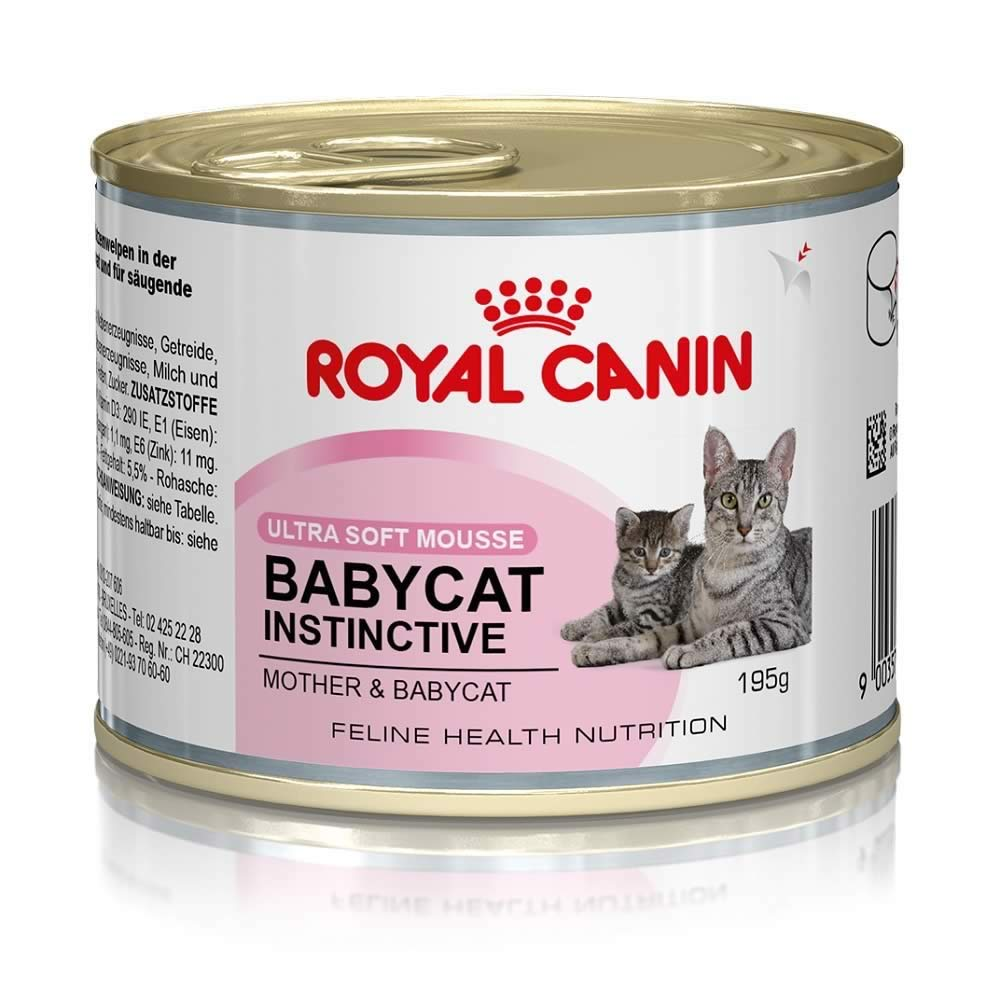 Royal Canin Baby Cat Instinctive 195g  - Brasília Pet