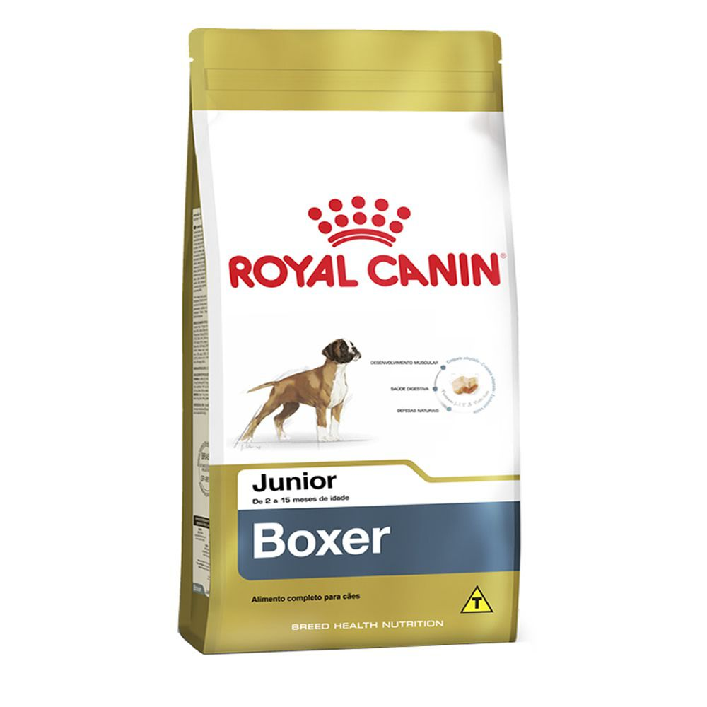 Royal Canin Boxer Junior  - Brasília Pet