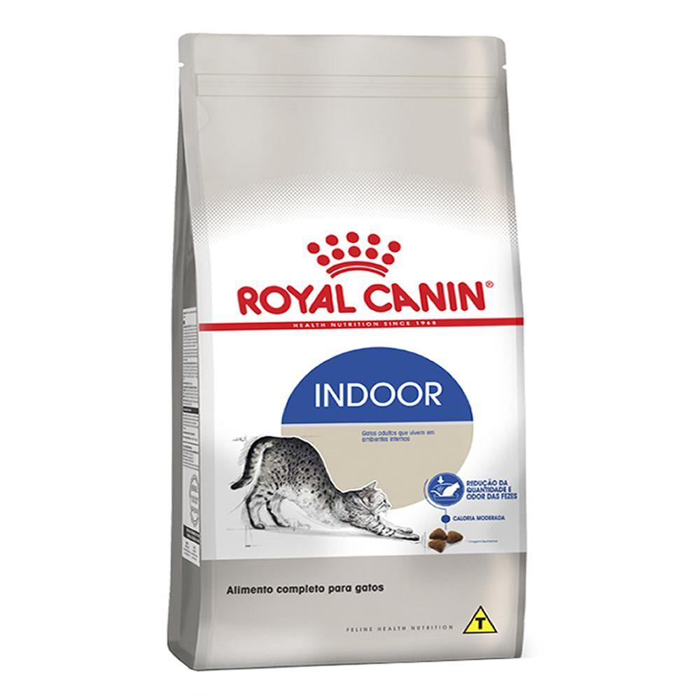Royal Canin Cat Indoor  - Brasília Pet