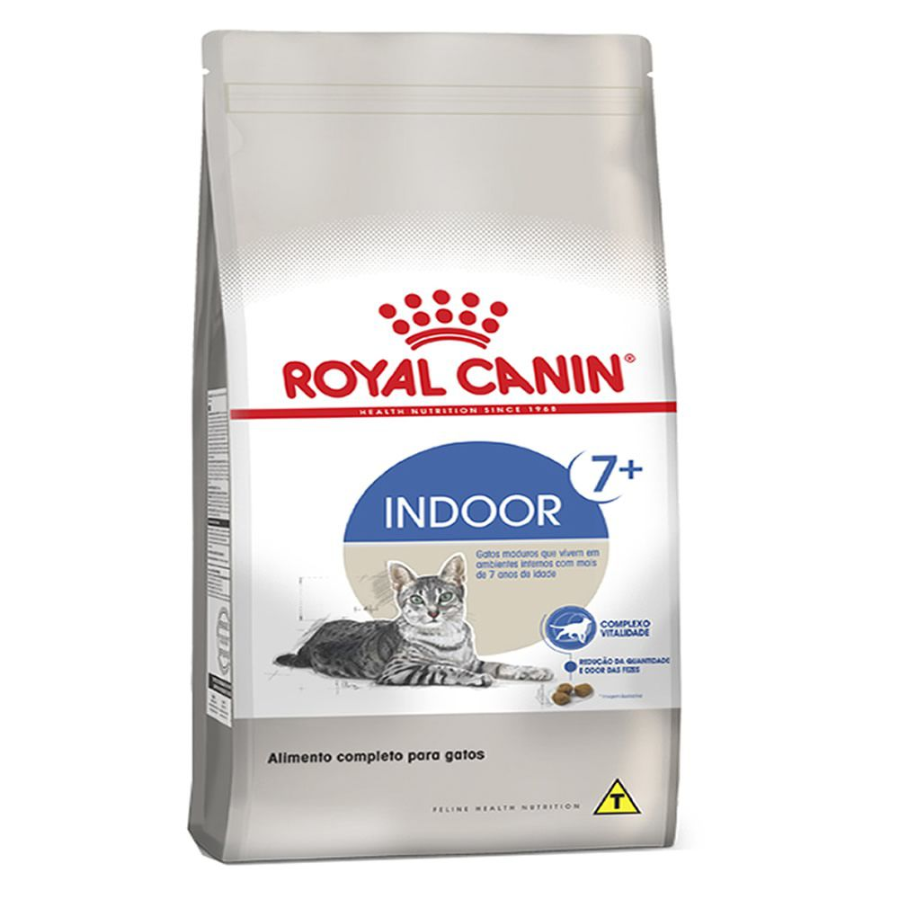 Royal Canin Cat Indoor 7+  - Brasília Pet