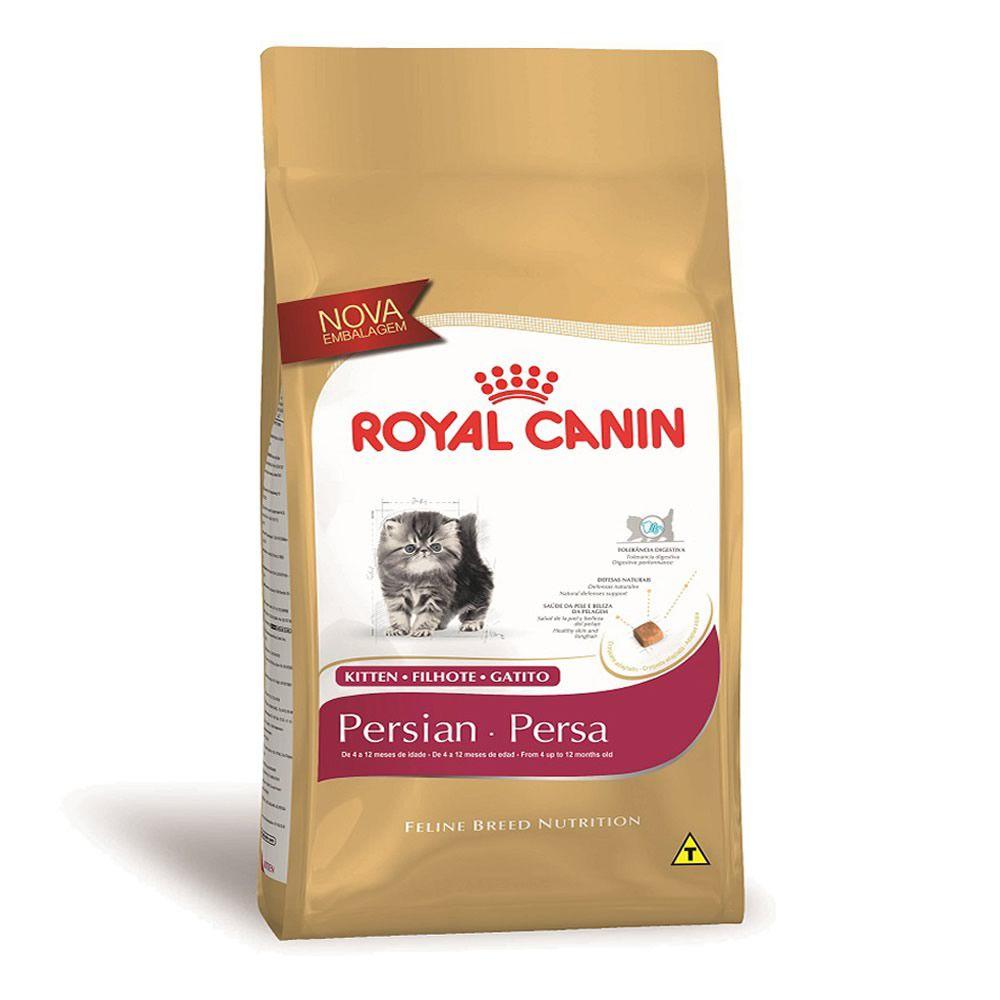 Royal Canin Cat Kitten Persian  - Brasília Pet