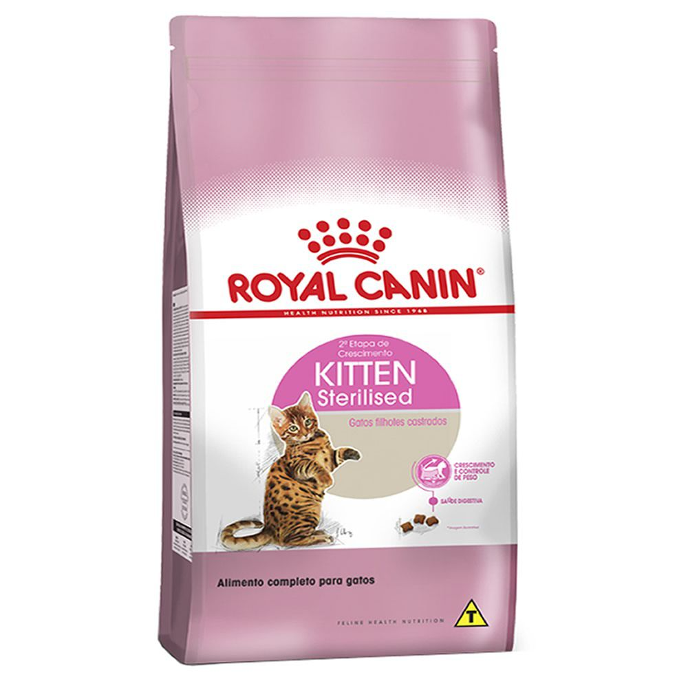 Royal Canin Cat Kitten Sterilised  - Brasília Pet