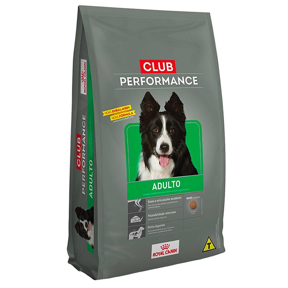 Royal Canin Club Performance Adulto  - Brasília Pet