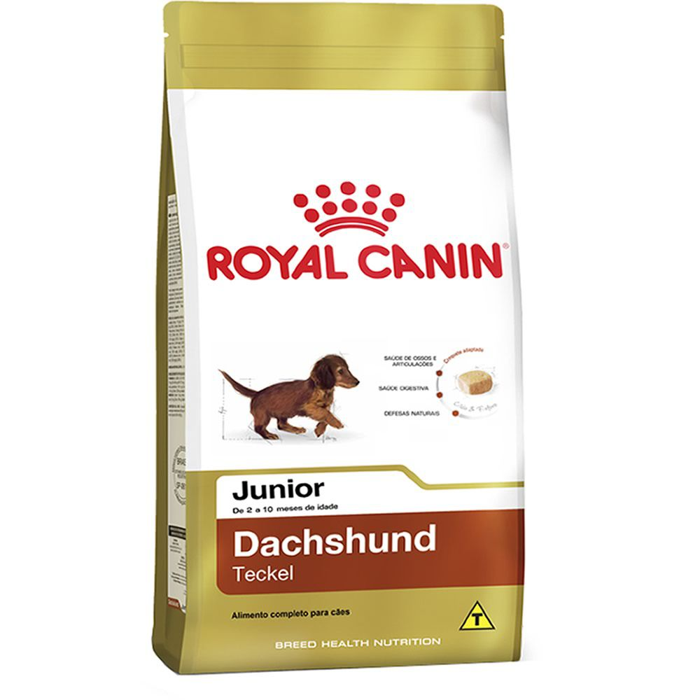 Royal Canin Dachshund Junior  - Brasília Pet