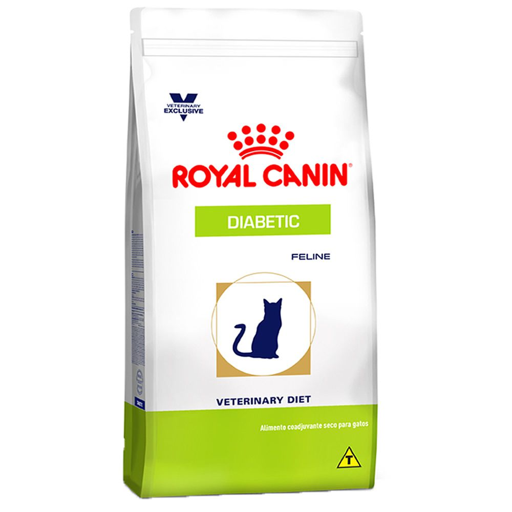 Royal Canin Diabetic Feline  - Brasília Pet