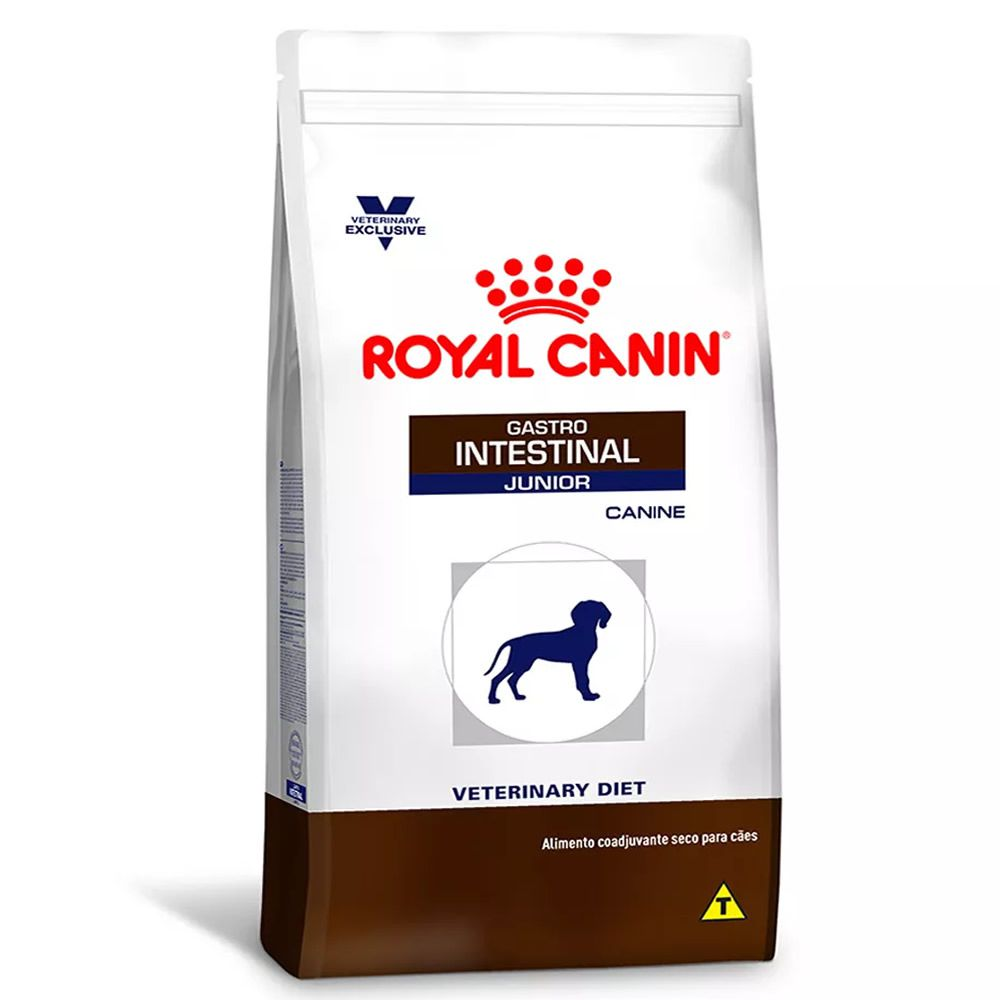 Royal Canin Gastro Intestinal Junior  - Brasília Pet