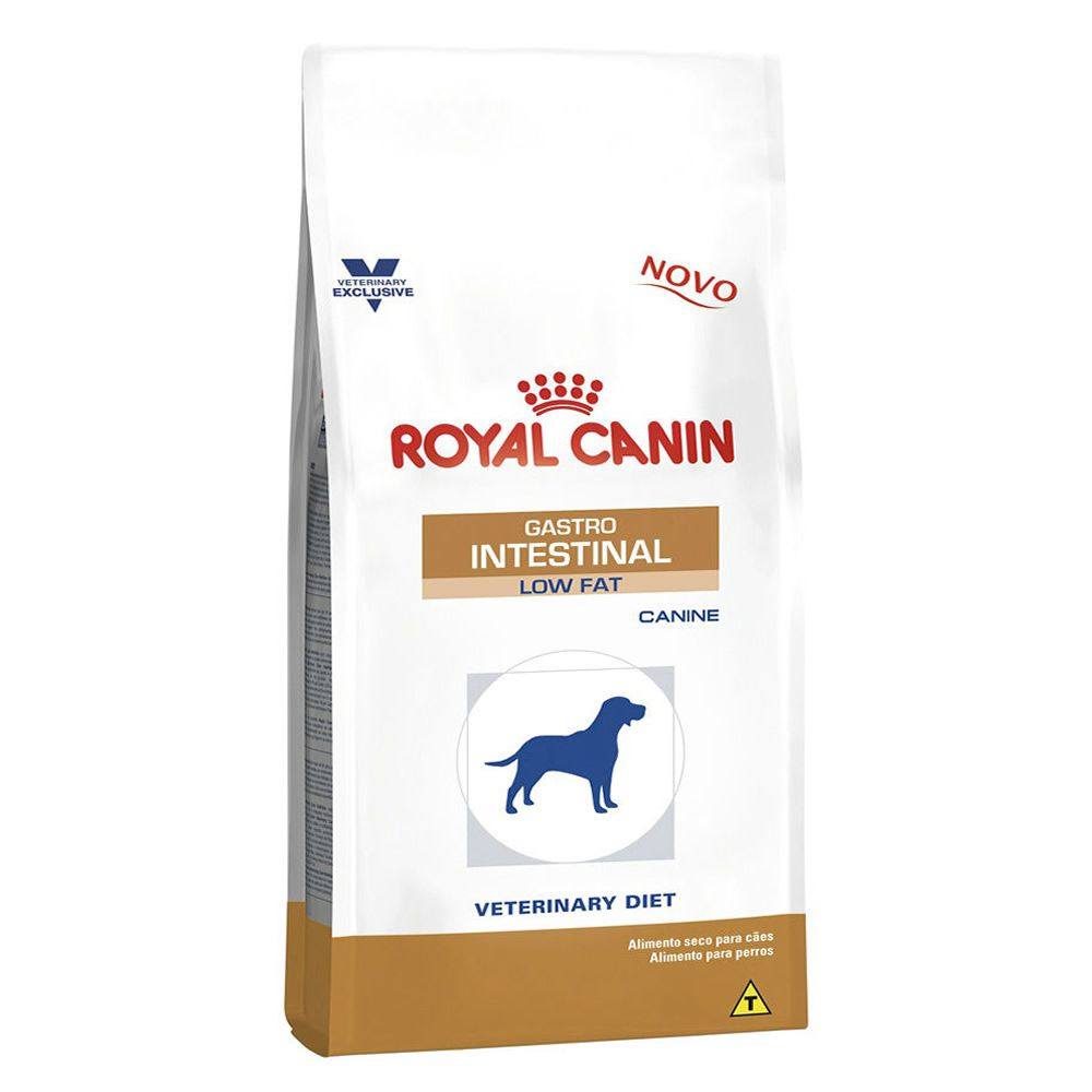 Royal Canin Gastro Intestinal Low Fat  - Brasília Pet