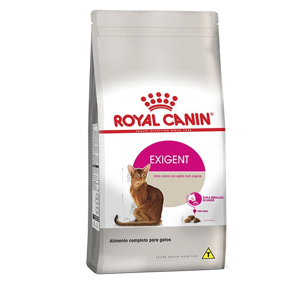 Royal Canin Gatos Exigent  - Brasília Pet