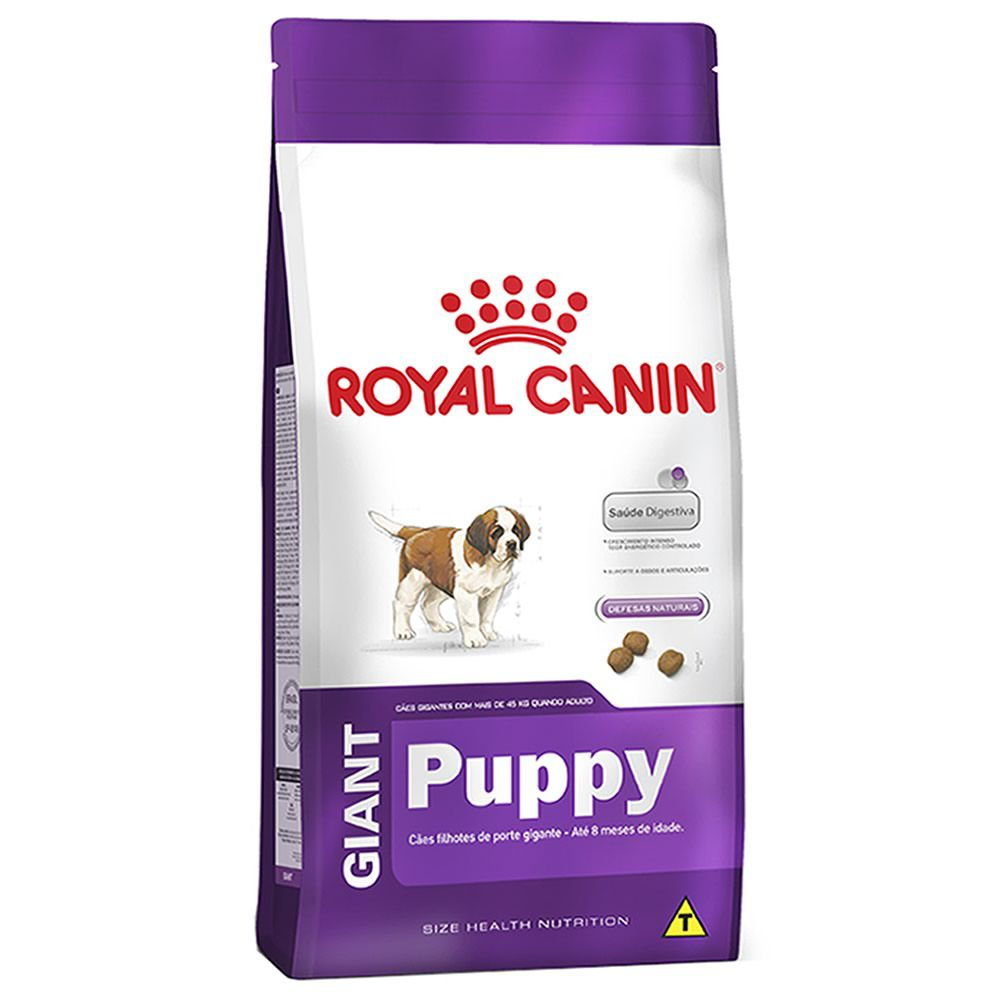 Royal Canin Giant Puppy  - Brasília Pet