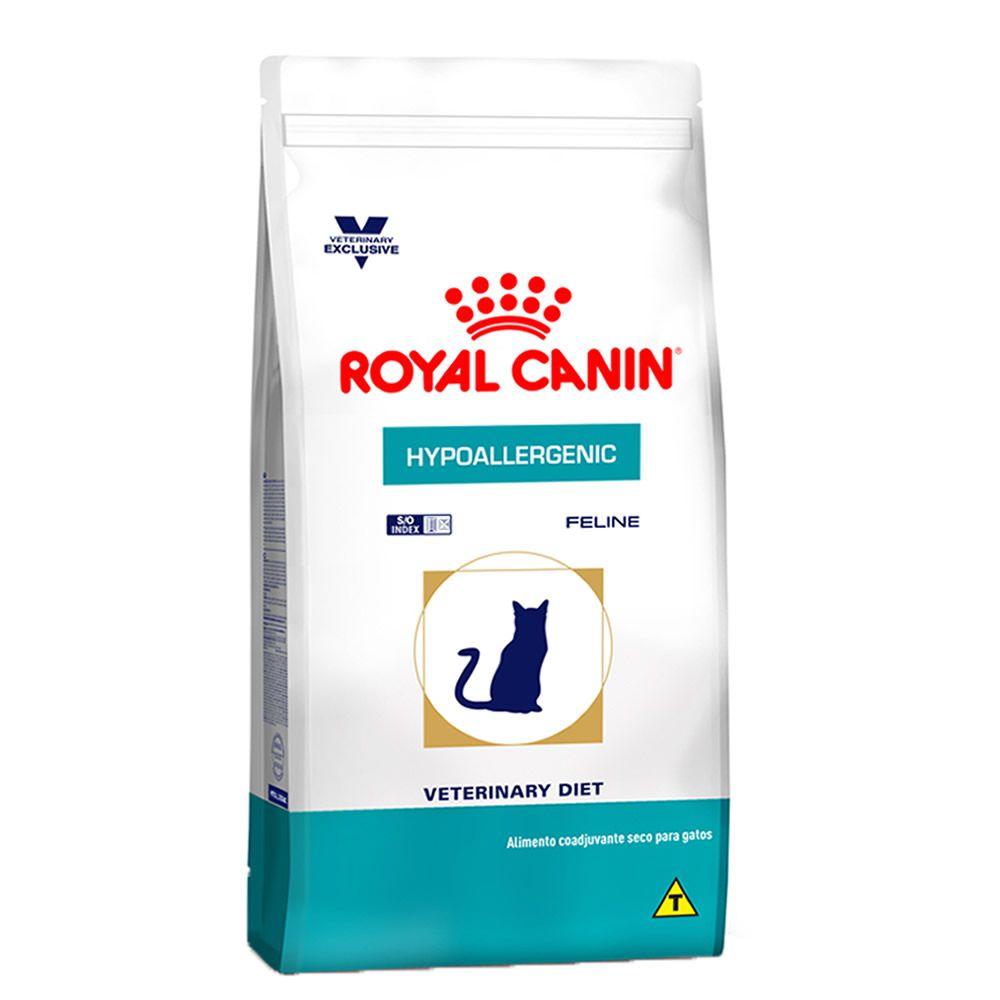 Royal Canin Hypoallergenic Feline  - Brasília Pet