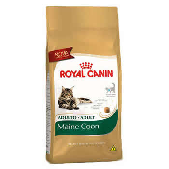 Royal Canin Maine Coon Adult  - Brasília Pet