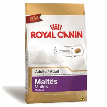 Royal Canin Maltês Adult  - Brasília Pet