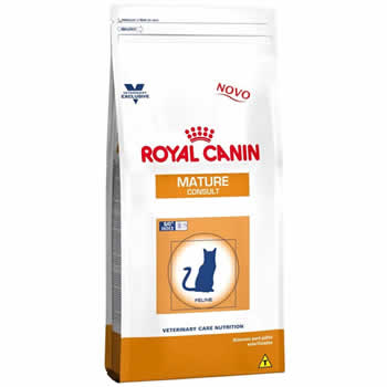 Royal Canin Mature Consult Feline  - Brasília Pet