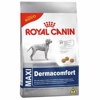 Royal Canin Maxi Dermacomfort  - Brasília Pet