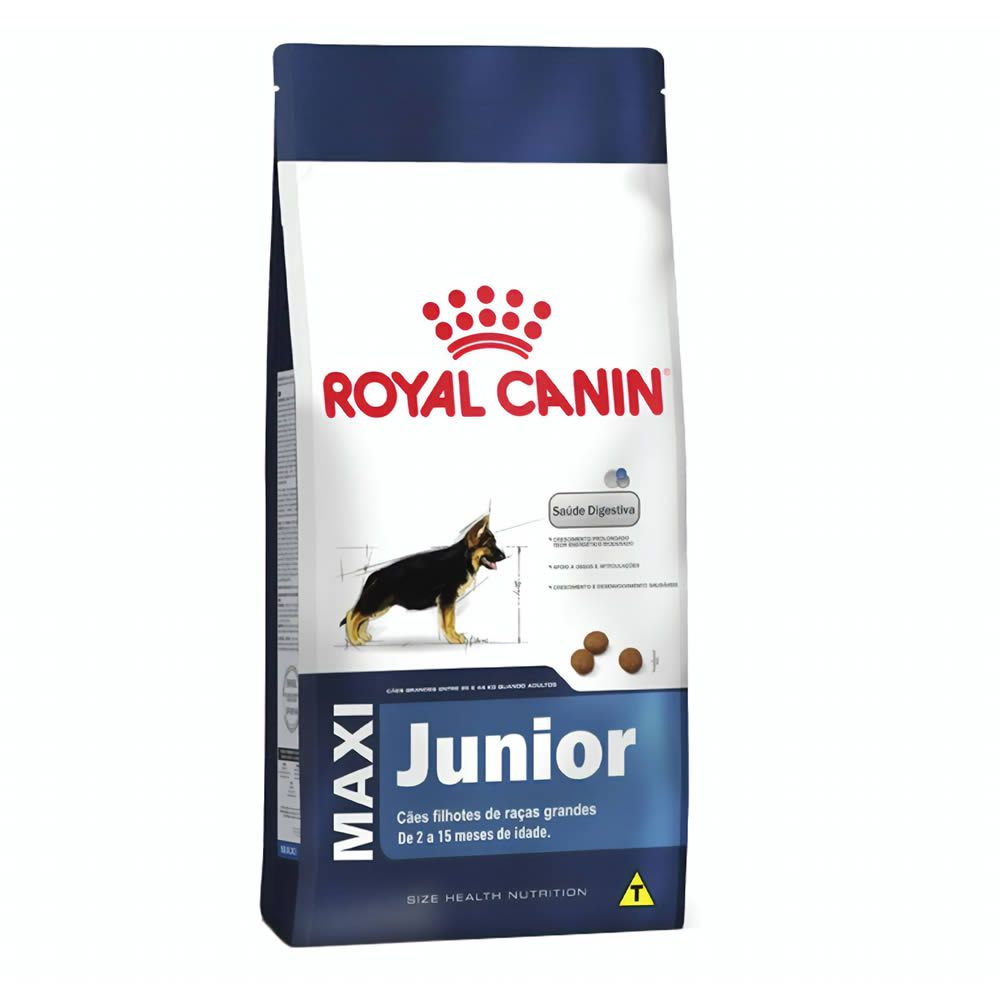 Royal Canin Maxi Junior  - Brasília Pet