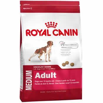 Royal Canin Medium Adult  - Brasília Pet