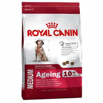 Royal Canin Medium Ageing 10+  - Brasília Pet