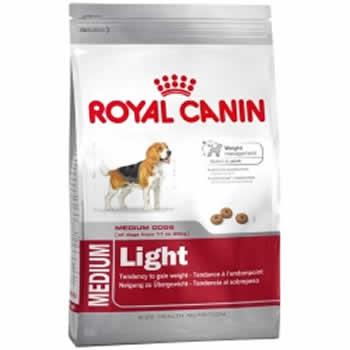 Royal Canin Medium Light  - Brasília Pet