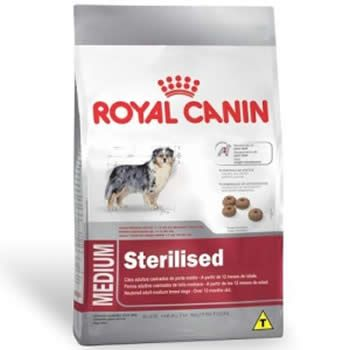 Royal Canin Medium Sterilised  - Brasília Pet