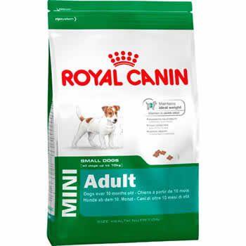 Royal Canin Mini Adult  - Brasília Pet
