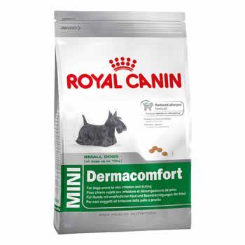 Royal Canin Mini Dermacomfort  - Brasília Pet