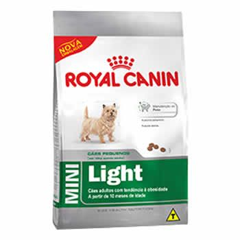 Royal Canin Mini Light  - Brasília Pet