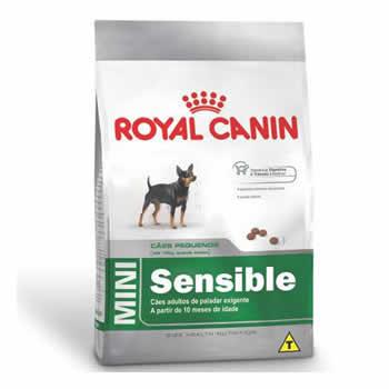 Royal Canin Mini Sensible  - Brasília Pet