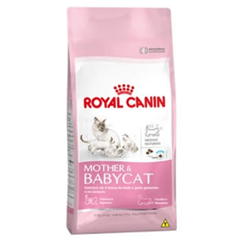Royal Canin Mother e Babycat  - Brasília Pet