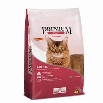 Royal Canin Premium Cat Castrados Adultos  - Brasília Pet